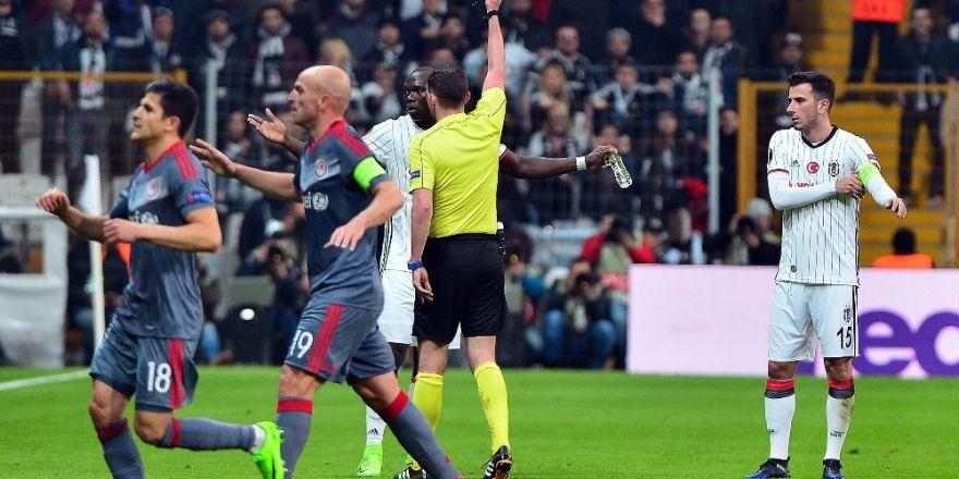 UEFA, Aboubakar'ı 3 maç ile cezalandırdı