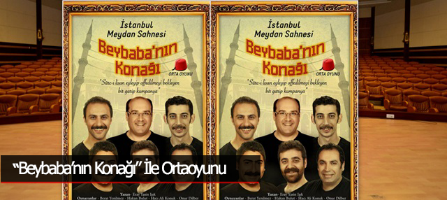 """Pendik'te """"beybaba'nın Konağı"""" İle Ortaoyunu"""