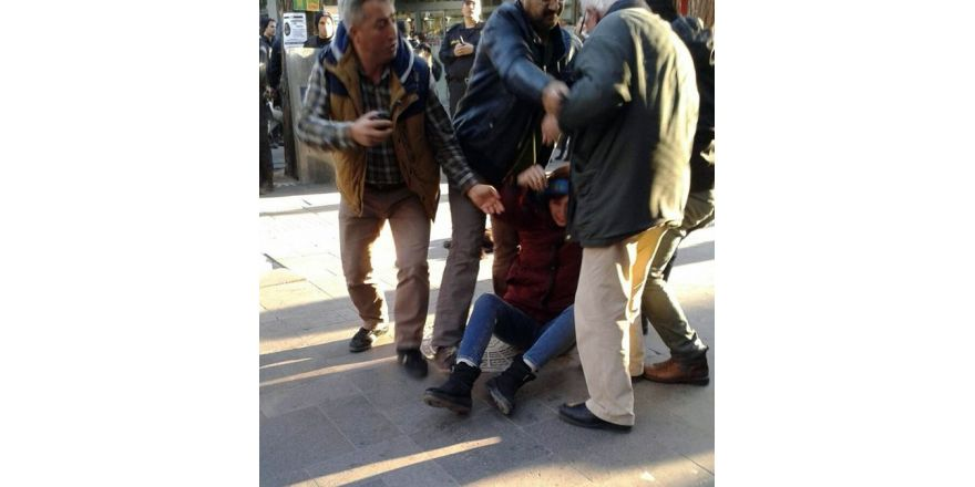 Başkent'te OHAL eylemi: 11 gözaltı