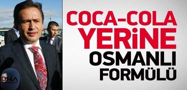 Tuzla'da Coca-Cola'nın yerini Osmanlı Şerbeti aldı