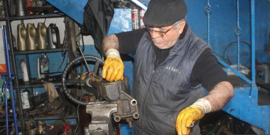 Ağrı Sanayi Sitesinde İş Var İşçi Yok