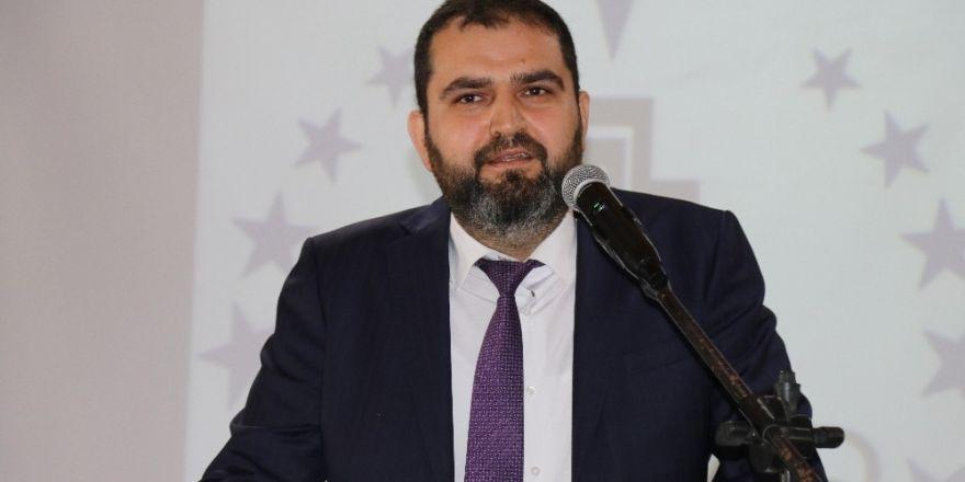 İzmir TÜMSİAD üyeleri referandum sürecini değerlendirdi
