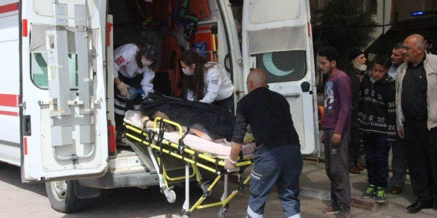 El Bab'ta EYP infilak etti: 3 yaralı