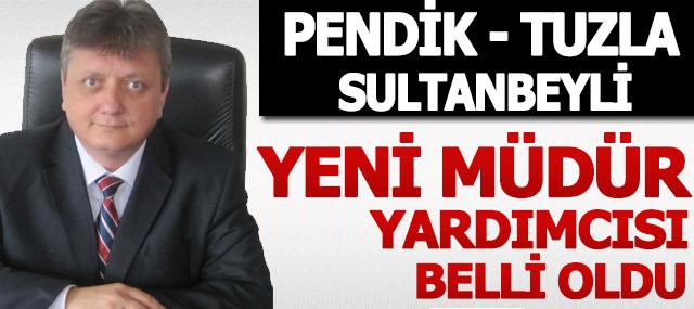 Pendik, Tuzla, Sultanbeyli'nin Yeni İl Emniyet Müdür Yardımcısı