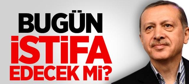 Recep Tayyip Erdoğan, Ne zaman İstifa edecek ?