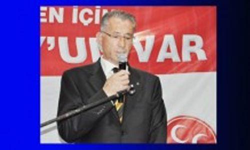 MHP Kartal İlçe Başkanı Demiray istifa etti