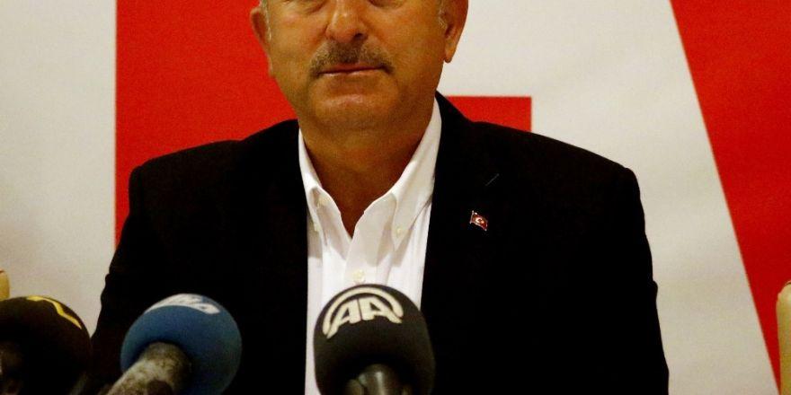 """Bakan Çavuşoğlu: """"Bild Gazetesi de Atatürk'ü kullanmaya başladı"""""""