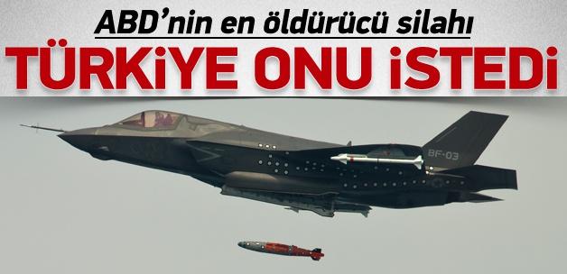 Türkiye 320 milyon dolarlık füze alıyor