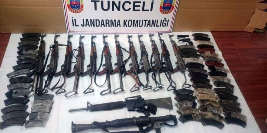 Tunceli'de öldürülen terörist bölge sorumlusu çıktı