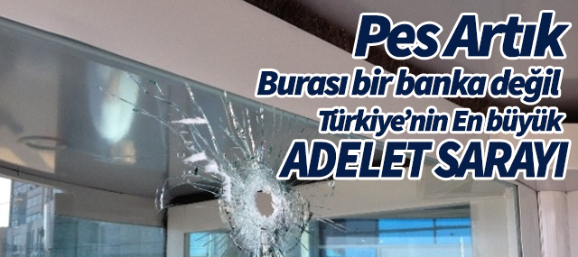 Kartal, Adalet Sarayı'na Silahlı Saldırı