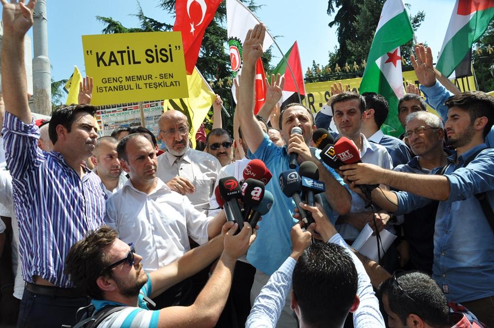 Türkiye ''Rabia Gününde'' Ayakta