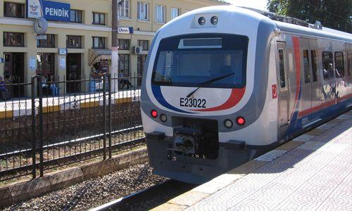 Pendikliler yeni trenlere hayran kaldı