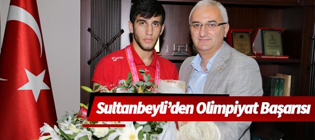 Sultanbeyli'den Olimpiyat Başarısı
