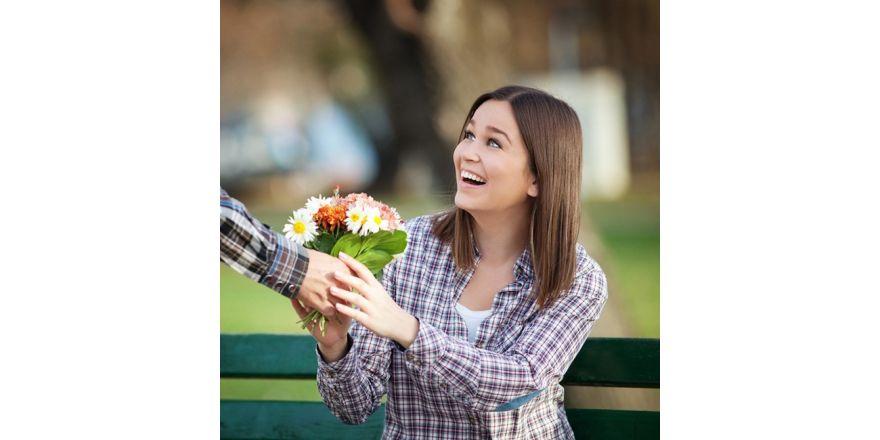 """Kurt: """"Duygularımızı çiçeklerle ifade ediyoruz"""""""