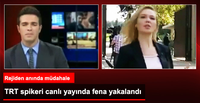 TRT Spikeri, Fena Yakalandı