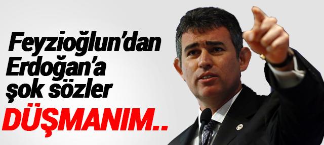 Feyzioğlu'dan Erdoğan'a sert sözler