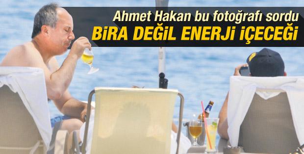 Ahmet Hakan Sordu, Muharrem İnce açıkladı