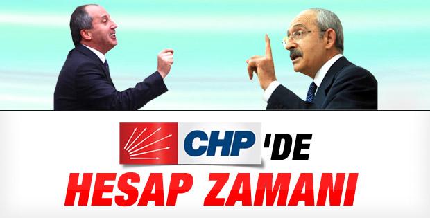 CHP'de Hesaplaşma Günü!