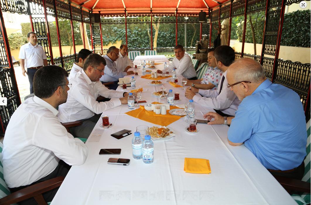 Anadolu Yakası Belediye Başkanları, sorun ve taleplere çözüm aradı