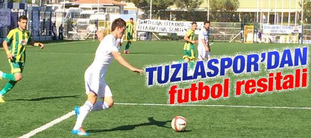 Tuzlaspor - Darıca GB, Maç özeti