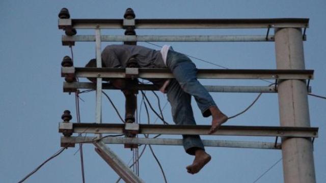Herşey Kaçak Elektrik İçin...