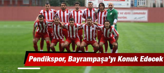 Pendikspor - Bayrampaşaspor maçı canlı izle
