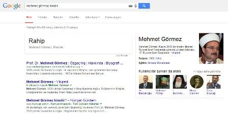 Mehmet Görmez'e Büyük Ayıp