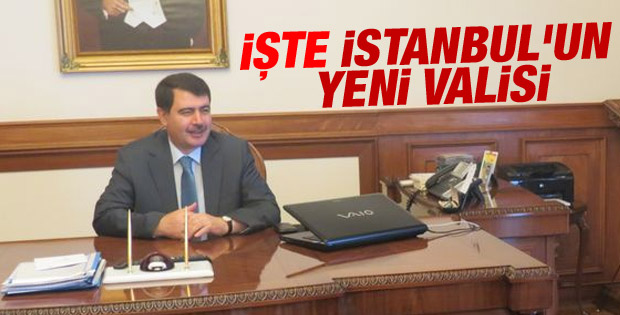 İstanbul'un yeni Valisi belli oldu