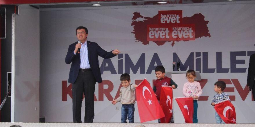 Bakan Zeybekci'den Halkbank Genel Müdür Yardımcısının tutuklanmasına ilişkin açıklama