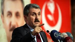 Mustafa Destici Pendik'e Geliyor