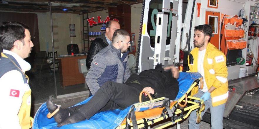Samsun'da bunalıma giren kadın ilaç içerek intihara teşebbüs etti