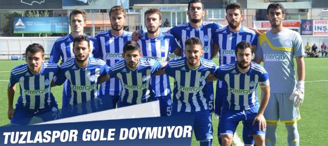 Tuzlaspor -  Niğde Belediyespor Maç Özeti