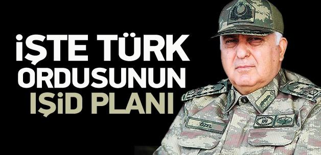 Türk ordusunun IŞİD planı