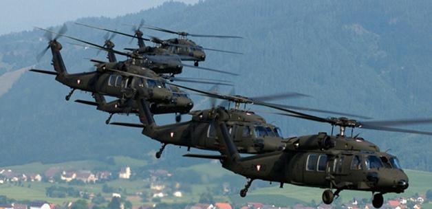 Sıkorsky, helikopterlerini Türkiye'de üretecek