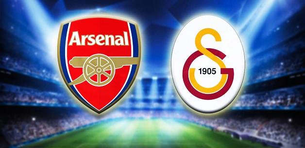 Galatasaray - Arsenal maçı hangi kanalda?