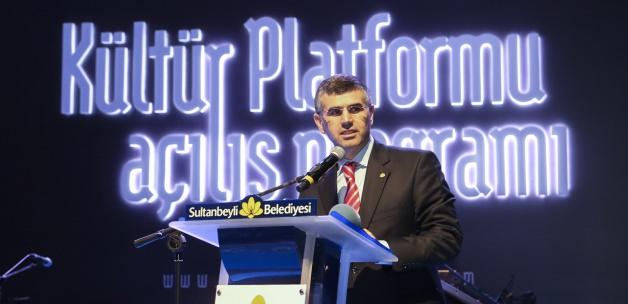 Sultanbeyli'de Kültür Platformuna Muhteşem Açılış