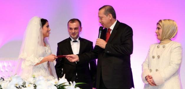 Nikahını Cumhurbaşkanı Erdoğan kıymıştı