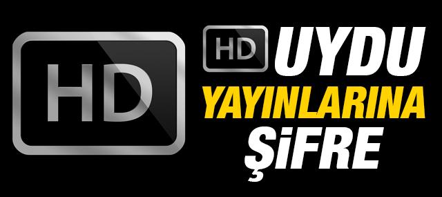 HD uydu Yayınlarına Şifre Geldi