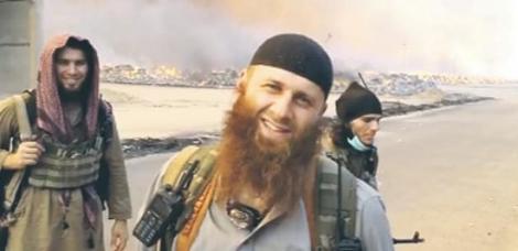 """IŞİD'in Başında """"Çeçen"""" Komutan Var"""