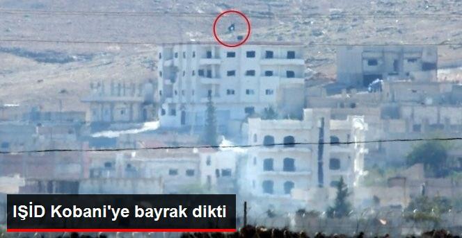 IŞİD, Kobani'ye Bayrak Dikti, IŞİD Son durum