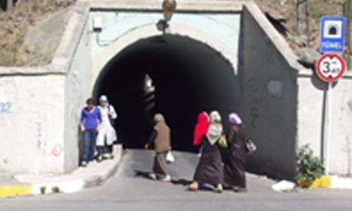 Dar ve Tehlikeli Tünel İçin Proje Hazır