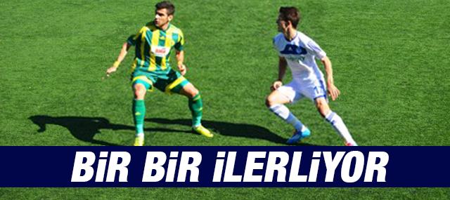 Tuzlspor - Darıca GB Maç özeti