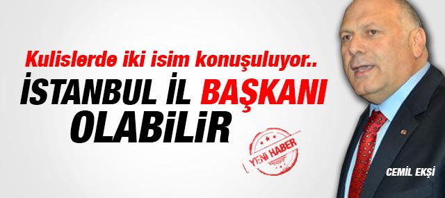 Chp İstanbul İl Başkanı Kim Olacak - 2014