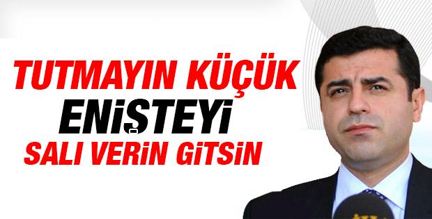 """""""KAPILARI AÇSAYDINIZ IŞİD'İ TÜKÜRÜKLE BOĞARDIK"""""""
