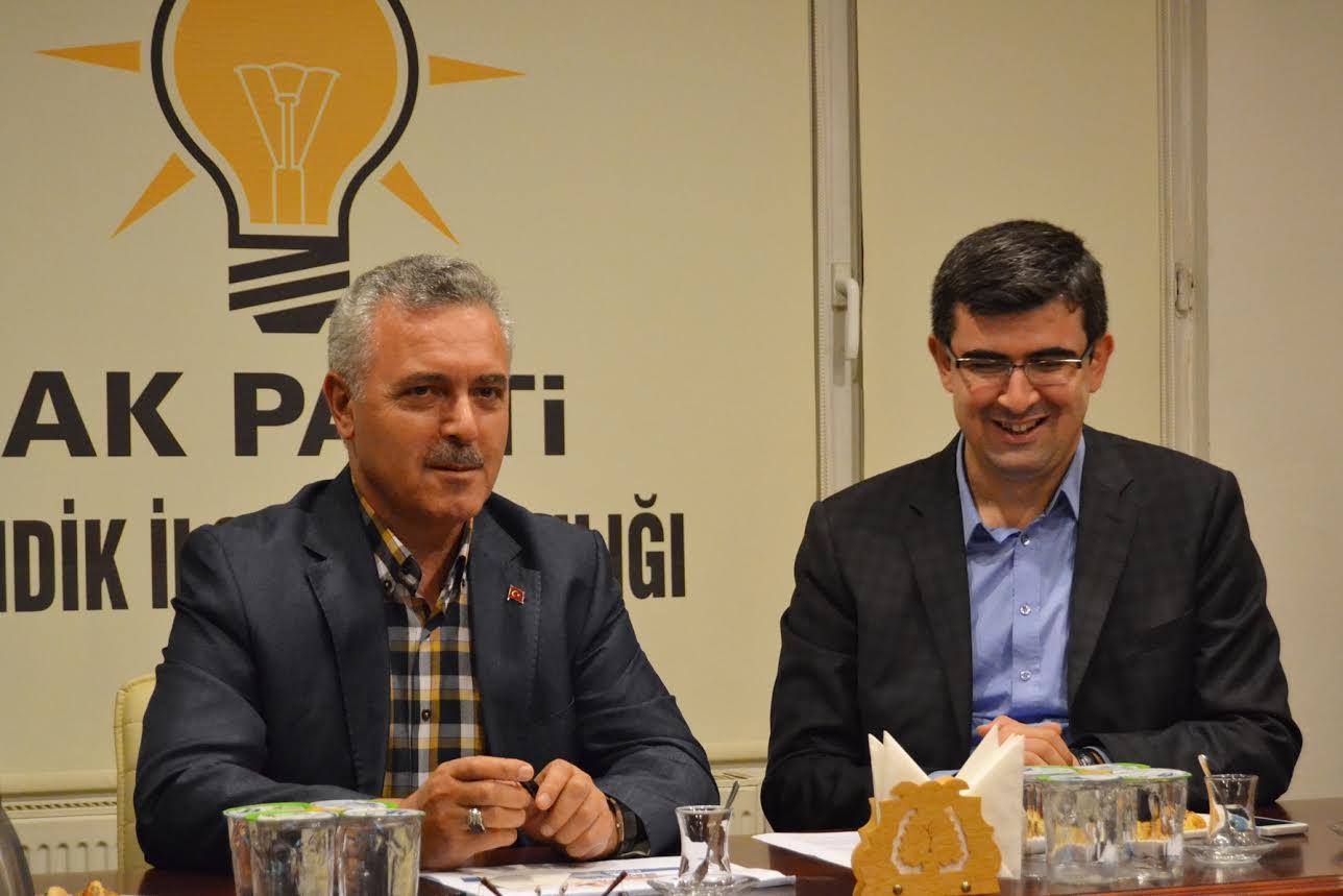 """Mustafa Ataş """"Türkiye bugünlere kolay gelmedi"""""""