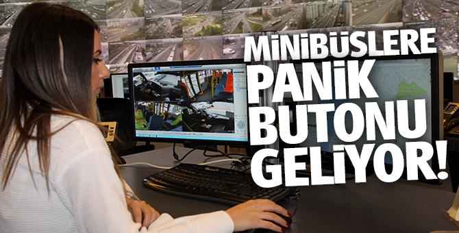 İstanbul'da Taksi ve minibüslere panik butonu geliyor