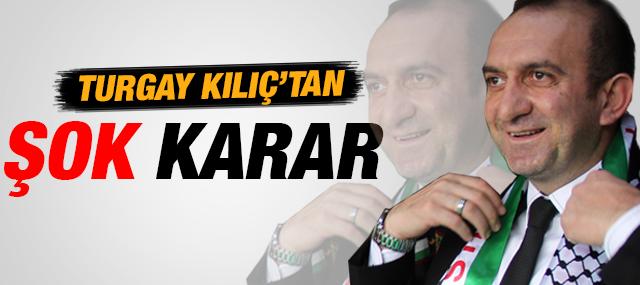"""Turgay Kılıç """"Aday Değilim"""""""