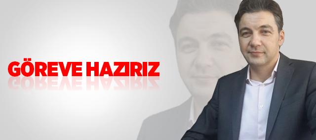 """Ali Şirin, """"Göreve Hazırız"""""""