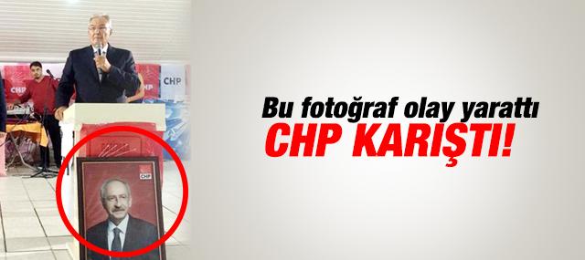 CHP Karıştı