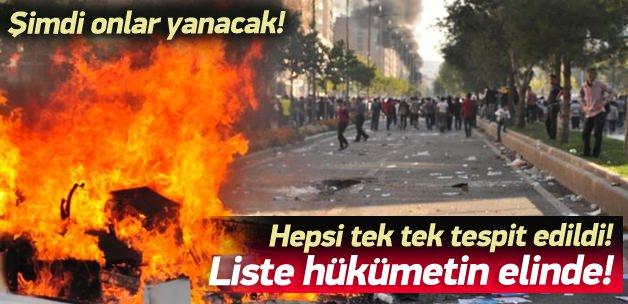 """Efkan Ala: """"Eylemciler Tespit Edildi"""""""